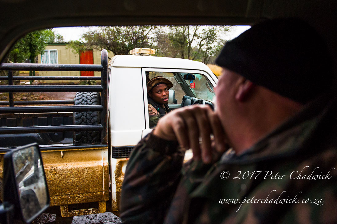 Vehicle Patrol_©PeterChadwick_AfricanConservationPhotographer